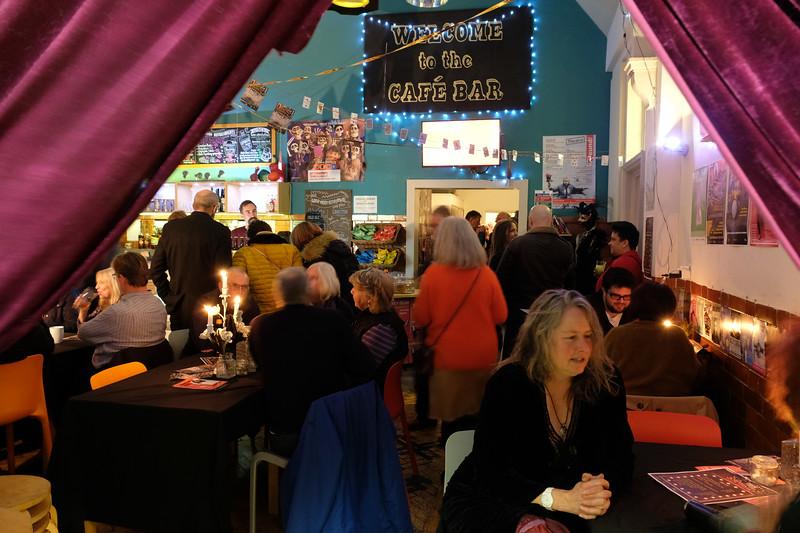 Cafe at The Pound Corsham