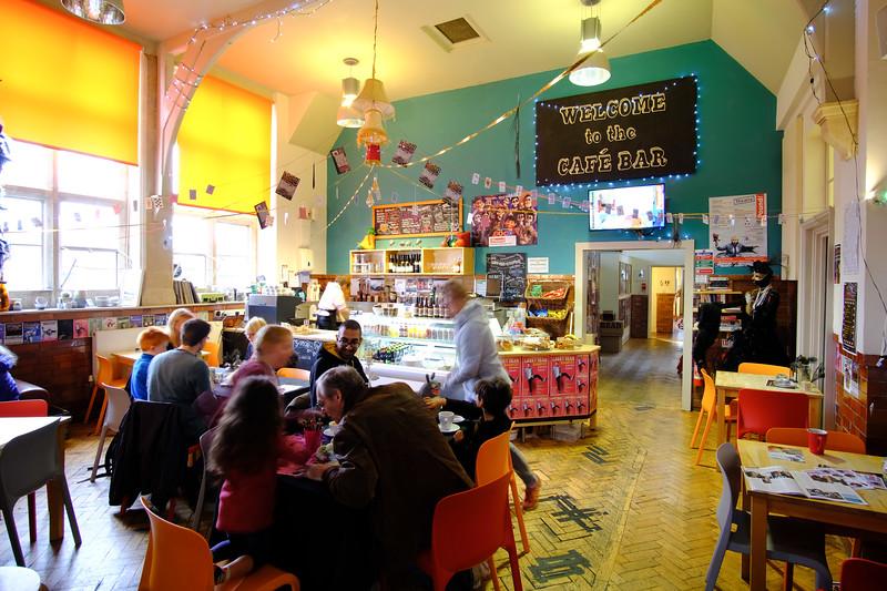 cafe at pound arts centre corsham