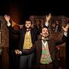 magicians morgan and west