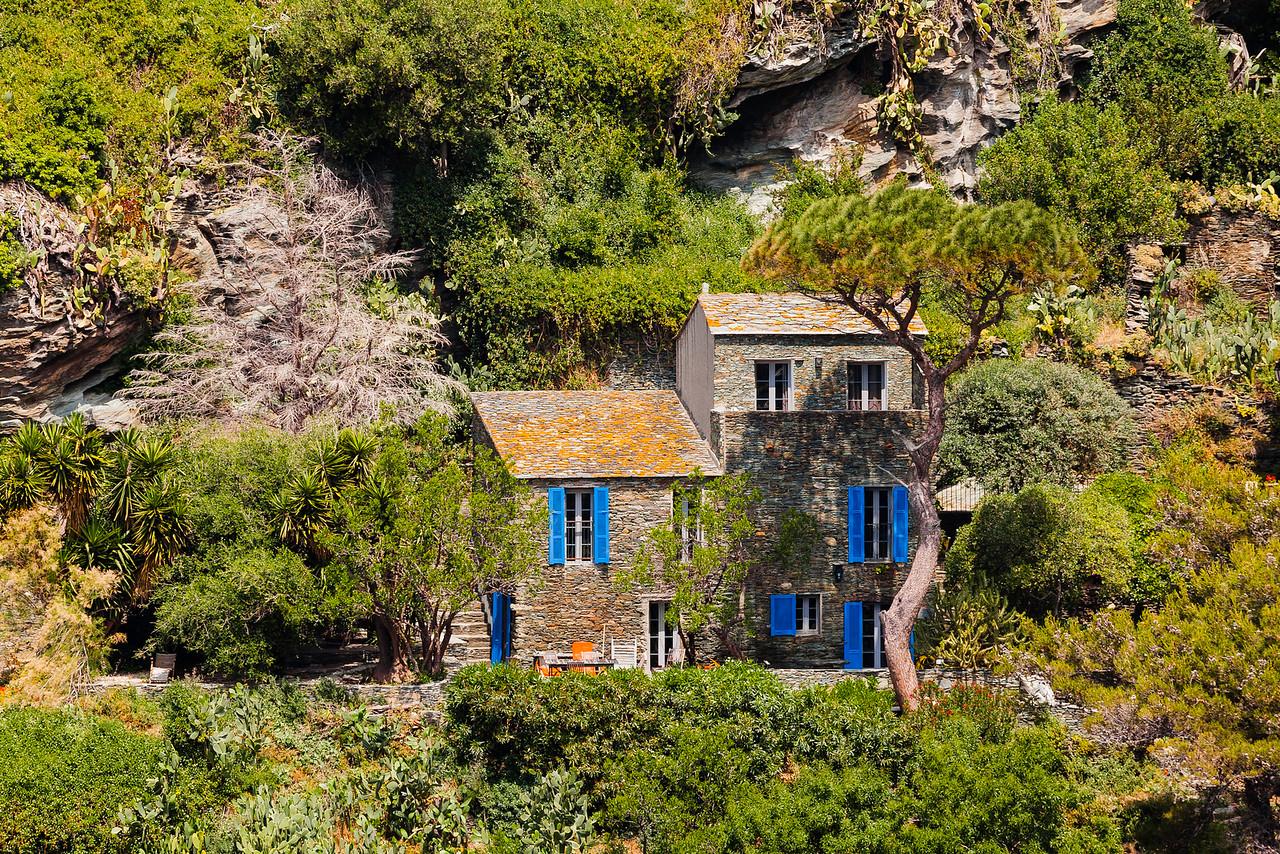 Cap Corse, Corsica, France