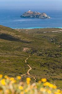 Ile de la Giraglia, Corsica, France
