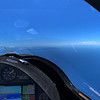 Elba ahead, Corsica on the right