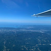 Approaching the coast