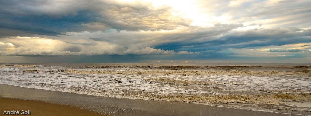 Skegness Beach, England