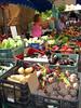 Orgiva: the market