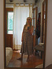 I had a huge full length mirror, envied by some others!