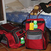 Packed and ready to go back to Edinburgh again