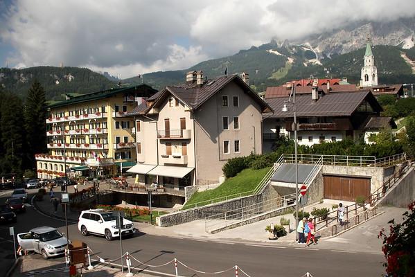 Cortina d'Ampezzo, Tre Cime di Lavaredo, Italy (Aug. 13 2018)