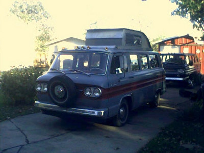 Here's the front of the 61. You can see my 63 behind it.