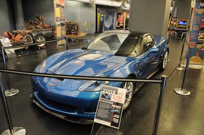Corvette Museum 2015