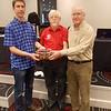 2017 winners - Michael Byrne & John Holland