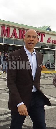 Cory Booker At Fundraiser In Akron, OH