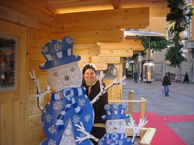 Ambiente Navideño en Busto Arsizio 2005