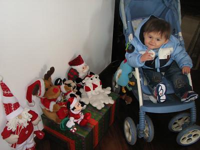Ambiente navideño  - 2007
