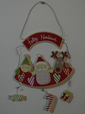 Ambiente navideño 2008 - casa y base de incirlik