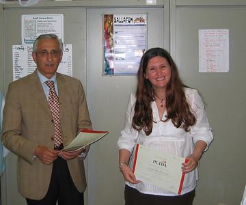 Diplomas de gramatica y Lengua Italiana