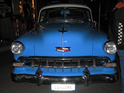 Exposicion de autos en Busto Arsizio - 2007