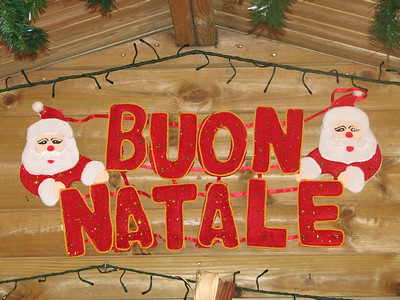 Mercatino di natale - Busto Arsizio Diciembre 2007