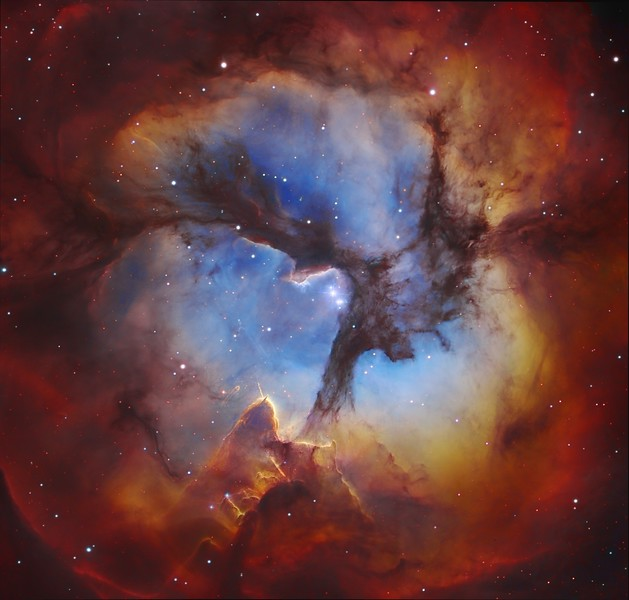 Nebula No.  42-43362017