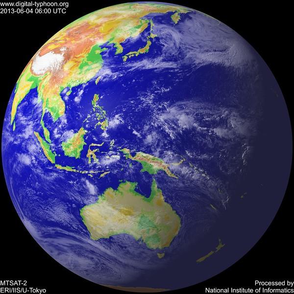 Planet # vis