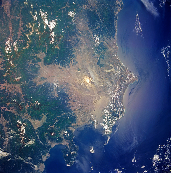 Satellite Image I No.  BT001298