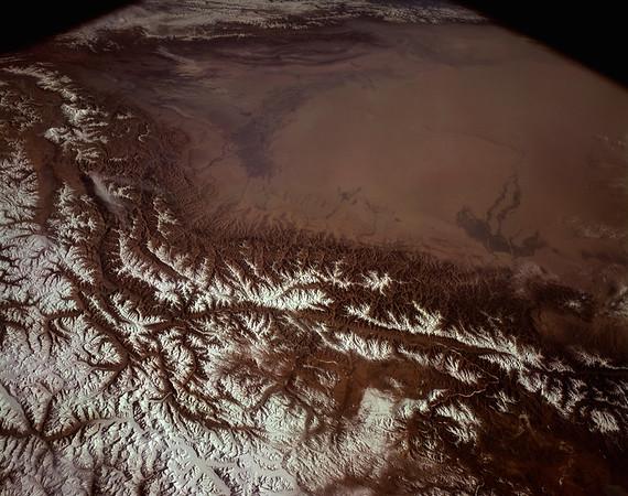 Satellite Image I No.  BT001263