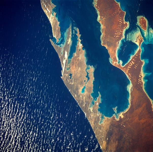 Satellite Image I No.  BT001276