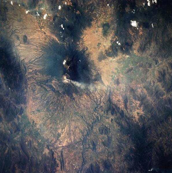 Satellite Image I No.  BT001289