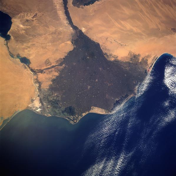 Satellite Image I No.  BT001301