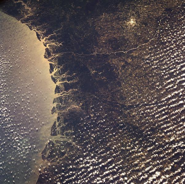 Satellite Image I No.  BT001281