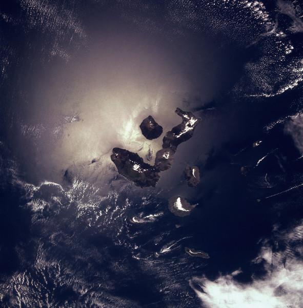 Satellite Image I No.  BT001273
