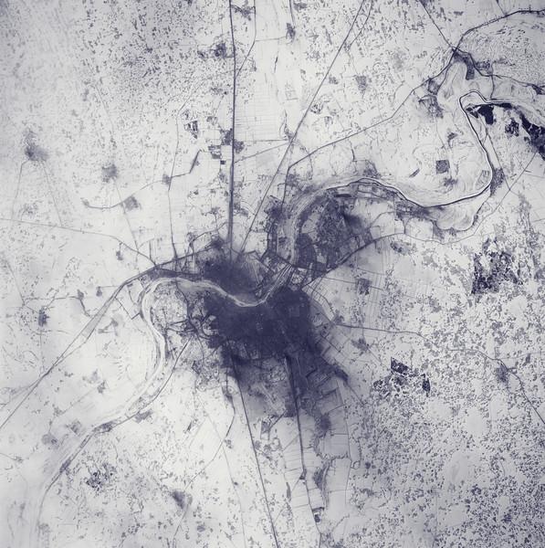 Satellite Image I No.  BT001304