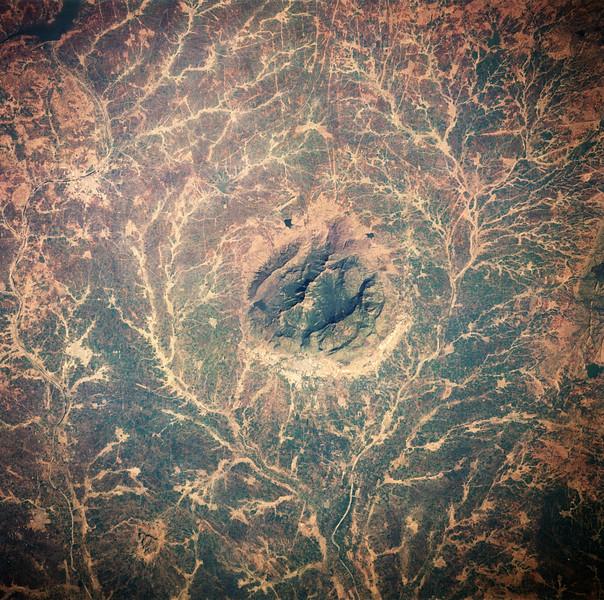 Satellite Image I No.  BT001275