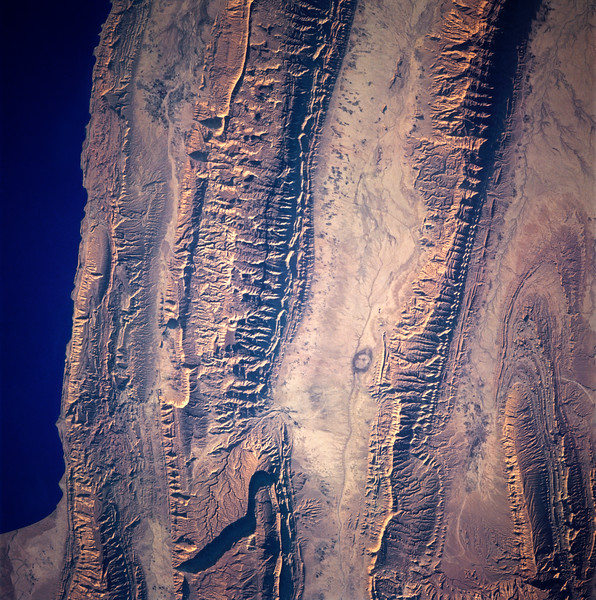 Satellite Image I No.  BT001295
