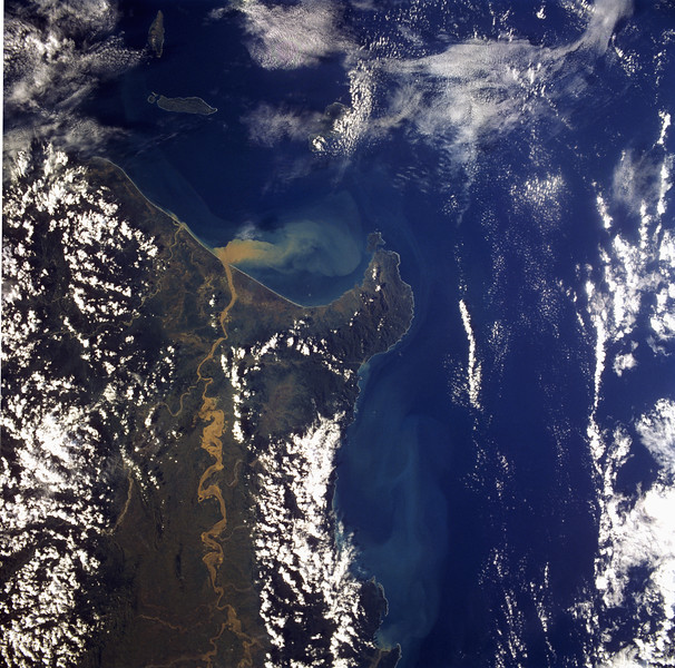 Satellite Image I No.  BT001277