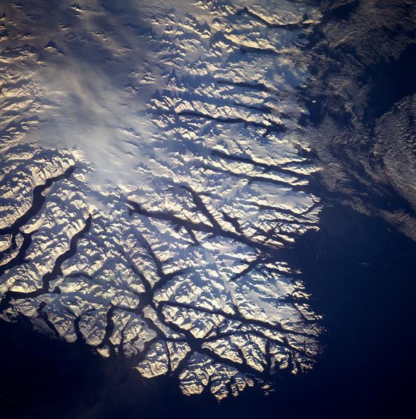 Satellite Image I No.  BT001269