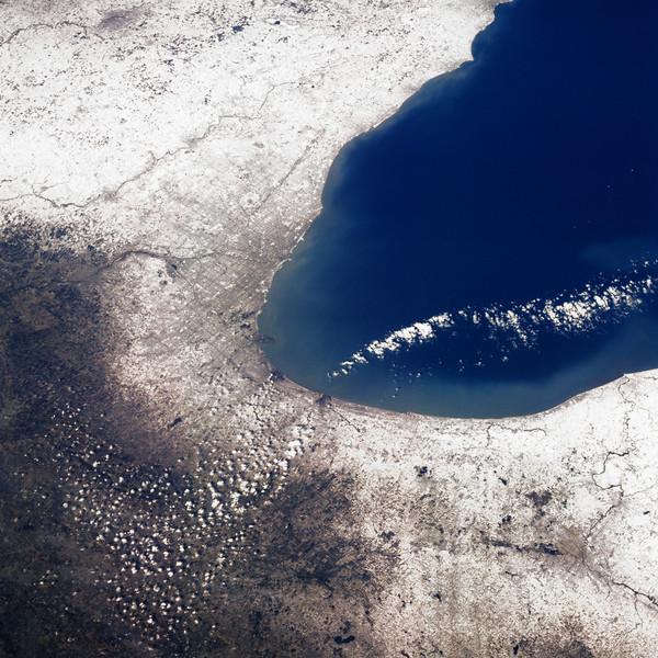 Satellite Image I No.  BT001286