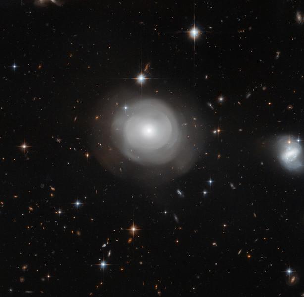 Stars No.  Hubble image of ESO 381-12