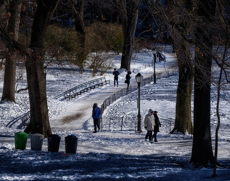 East Central Park