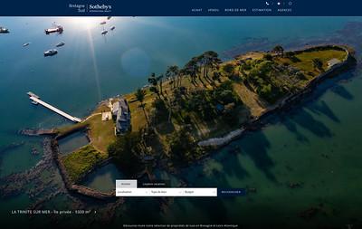 Visite virtuelle pour le compte de Sotheby's International Réality