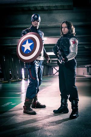 AHCC 2015 - Captain America