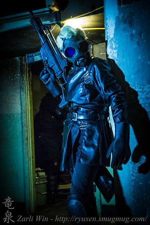 Resident Evil: Wolf Pack