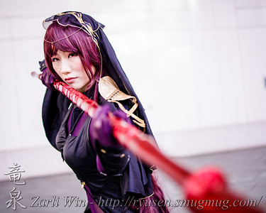 I'm not that familiar with Fate/FO but i got the thrust of her cosplay.