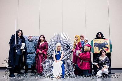 CCHNL 2016 - Game of Thrones