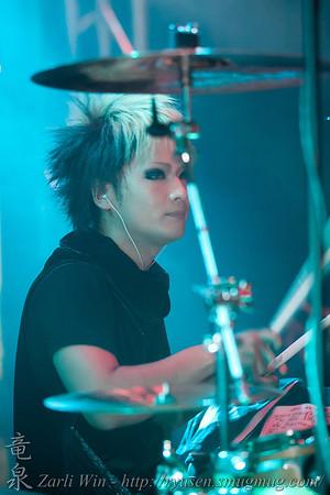 HEXXP 2011 - ALSDEAD Concert