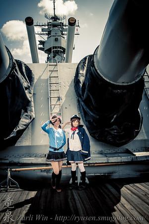 Kancolle - USS Missouri