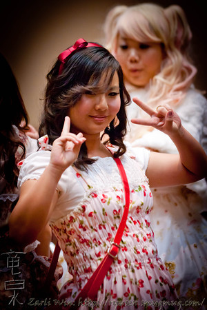 Kawaii Kon 2011 - Lolita Fashion Show