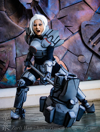 This cosplay could shatter your hearts