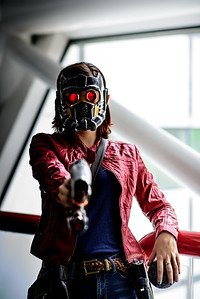 Luna Grace Cosplay as Star-Lord