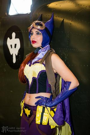 Bomber Batgirl